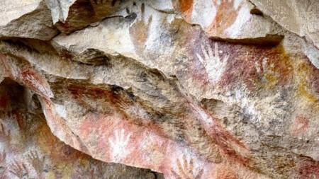 古代人の壁画は幻覚様だ