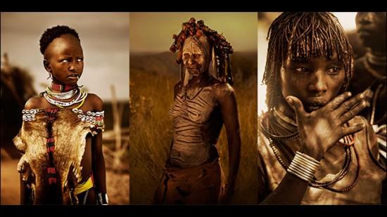 古代部族民